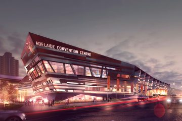 Adelaide Convention Centre Redevelopment